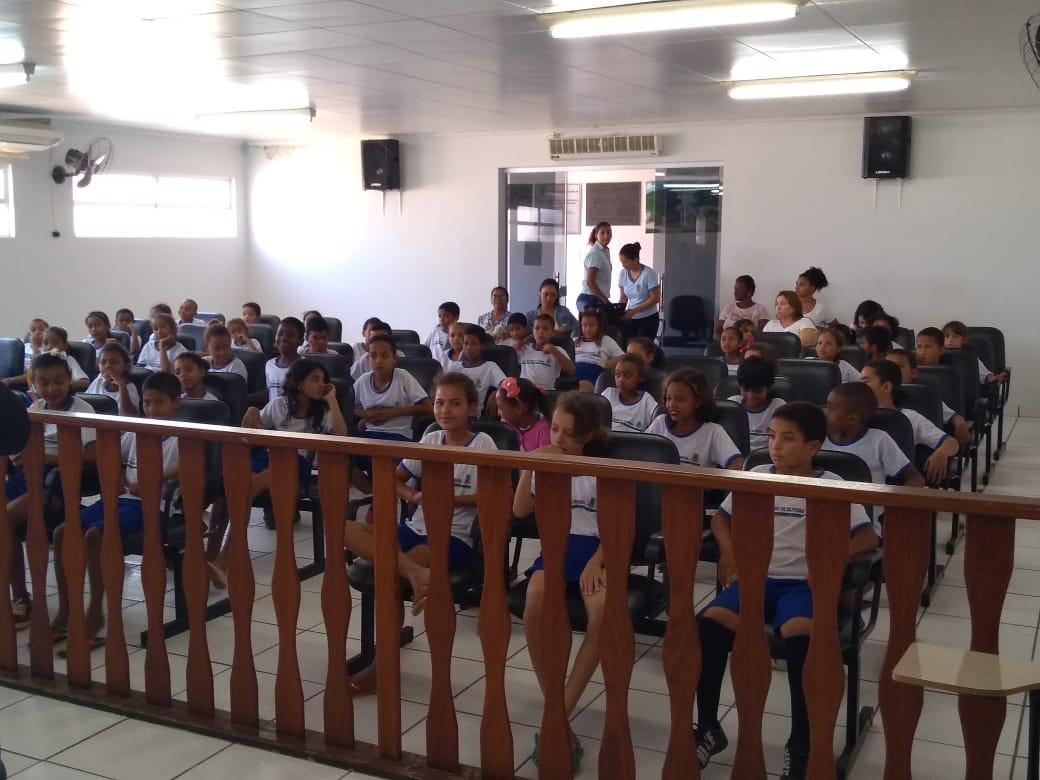 ESCOLA MUNICIPAL ILDA FERNANDES DE OLIVEIRA1