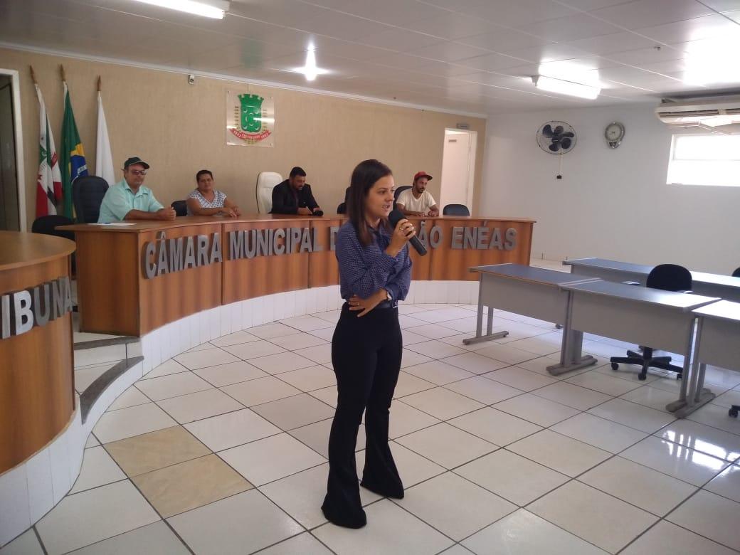 Leila Beatriz - Advogada da Câmara Municipal