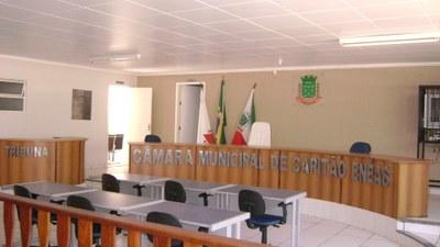 Reuniões Ordinárias da Câmara Municipal