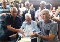 Moção de Aplausos ao Ex-Prefeito Adão da Rocha Pinto